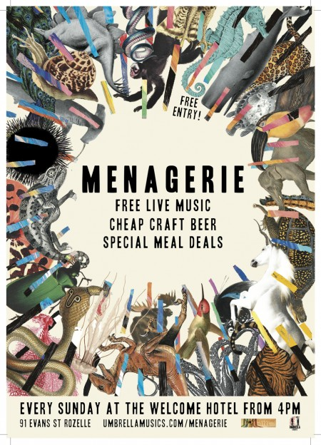 MENAGERIE_Poster